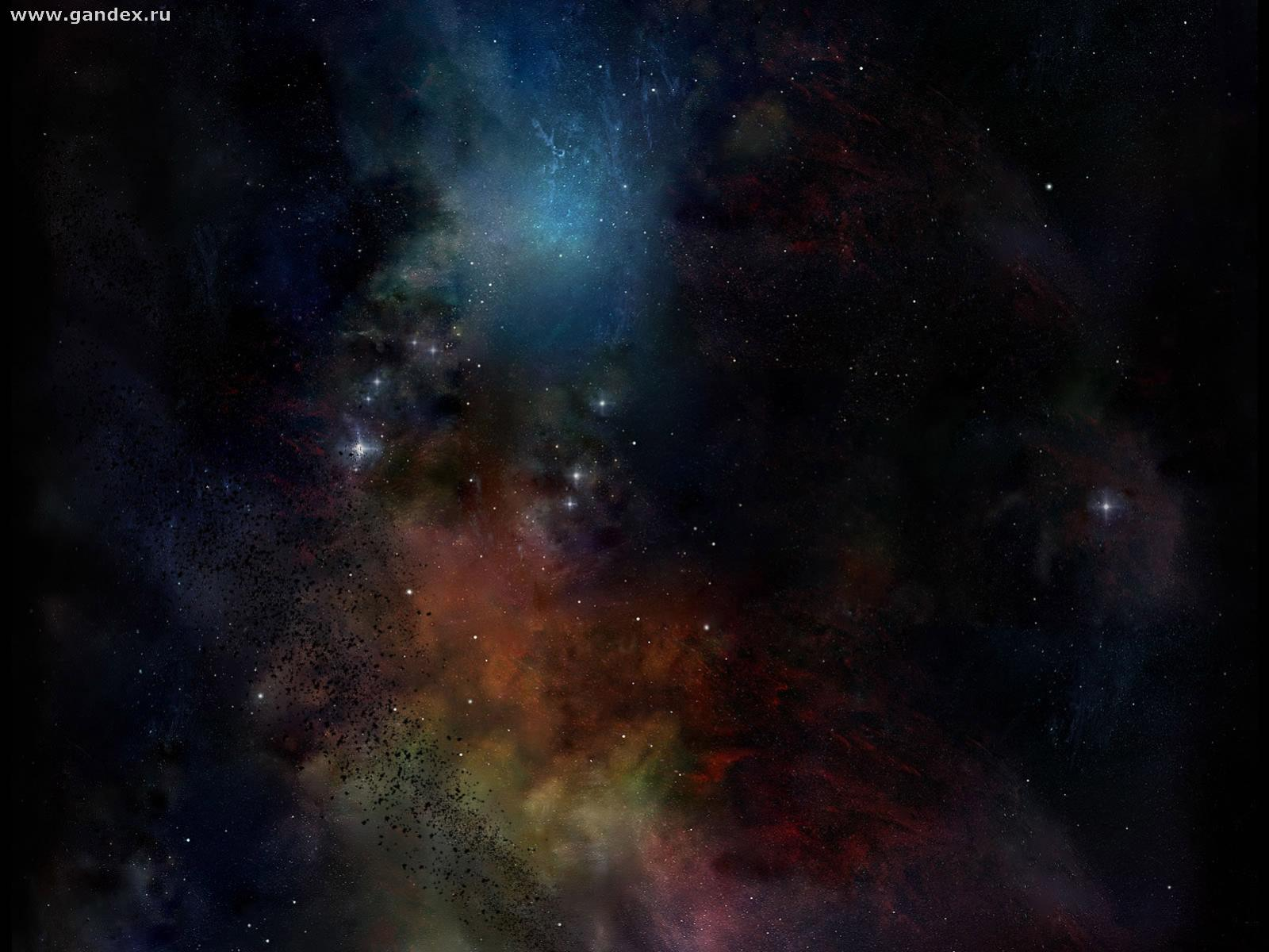Download Wallpaper Dark space wallpaper   1600x1200 1600x1200