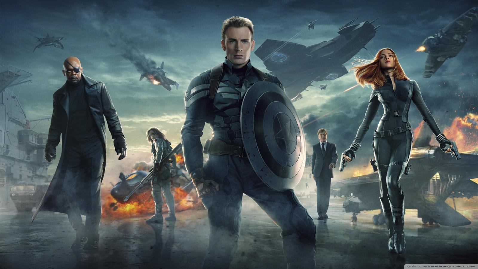 Captain America Winter Soldier Wallpaper 1920x1080 1 1600x900