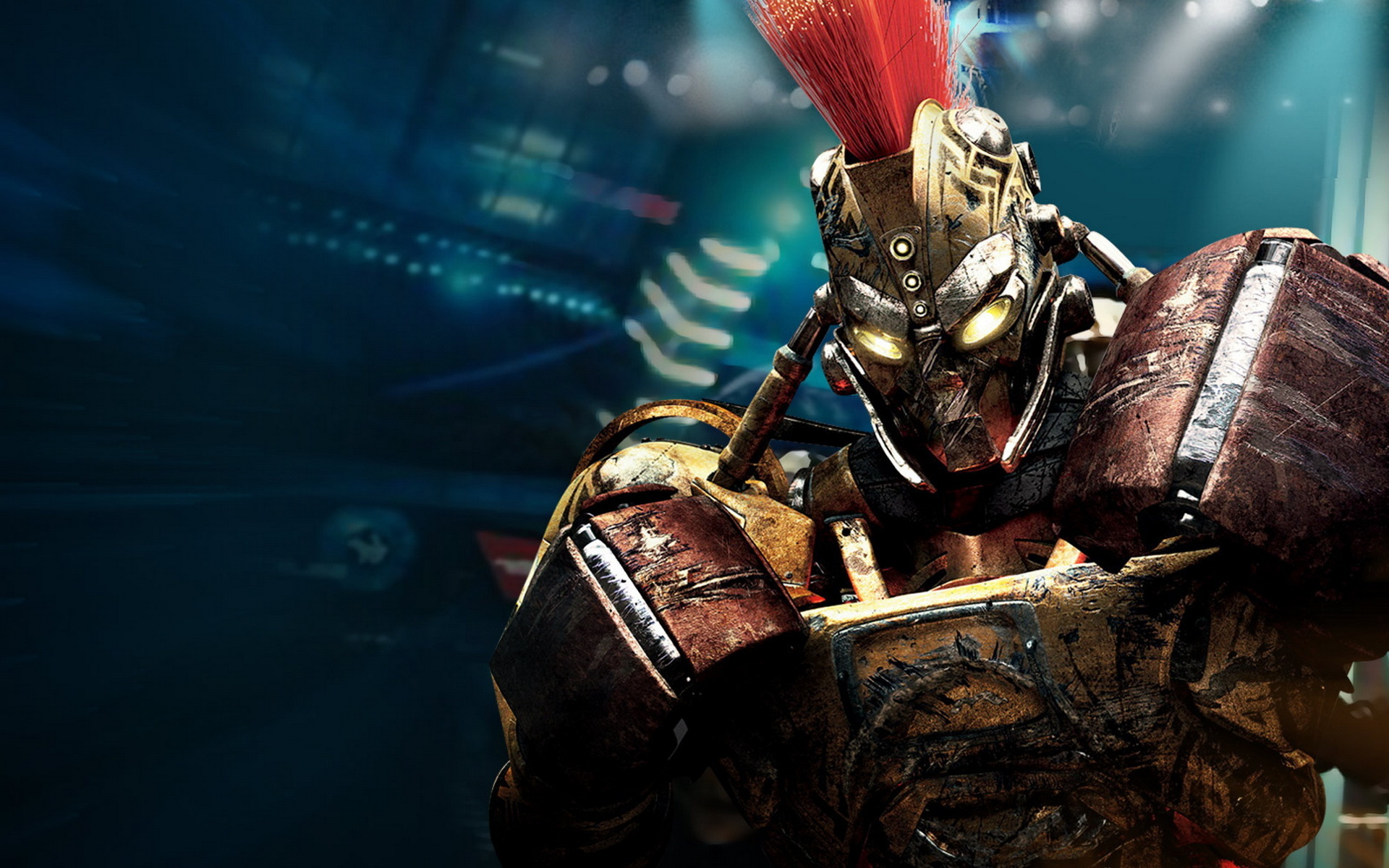 Real Steel Wallpapers 1920x1200