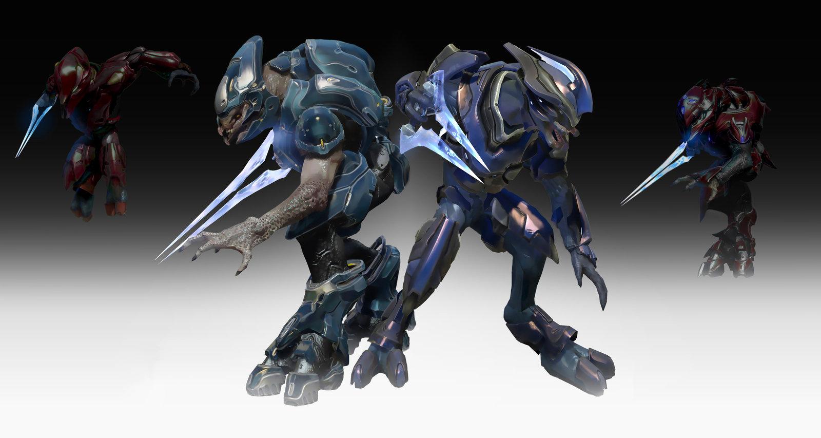 1600x853px Halo 4 Elite Wallpaper 1600x853