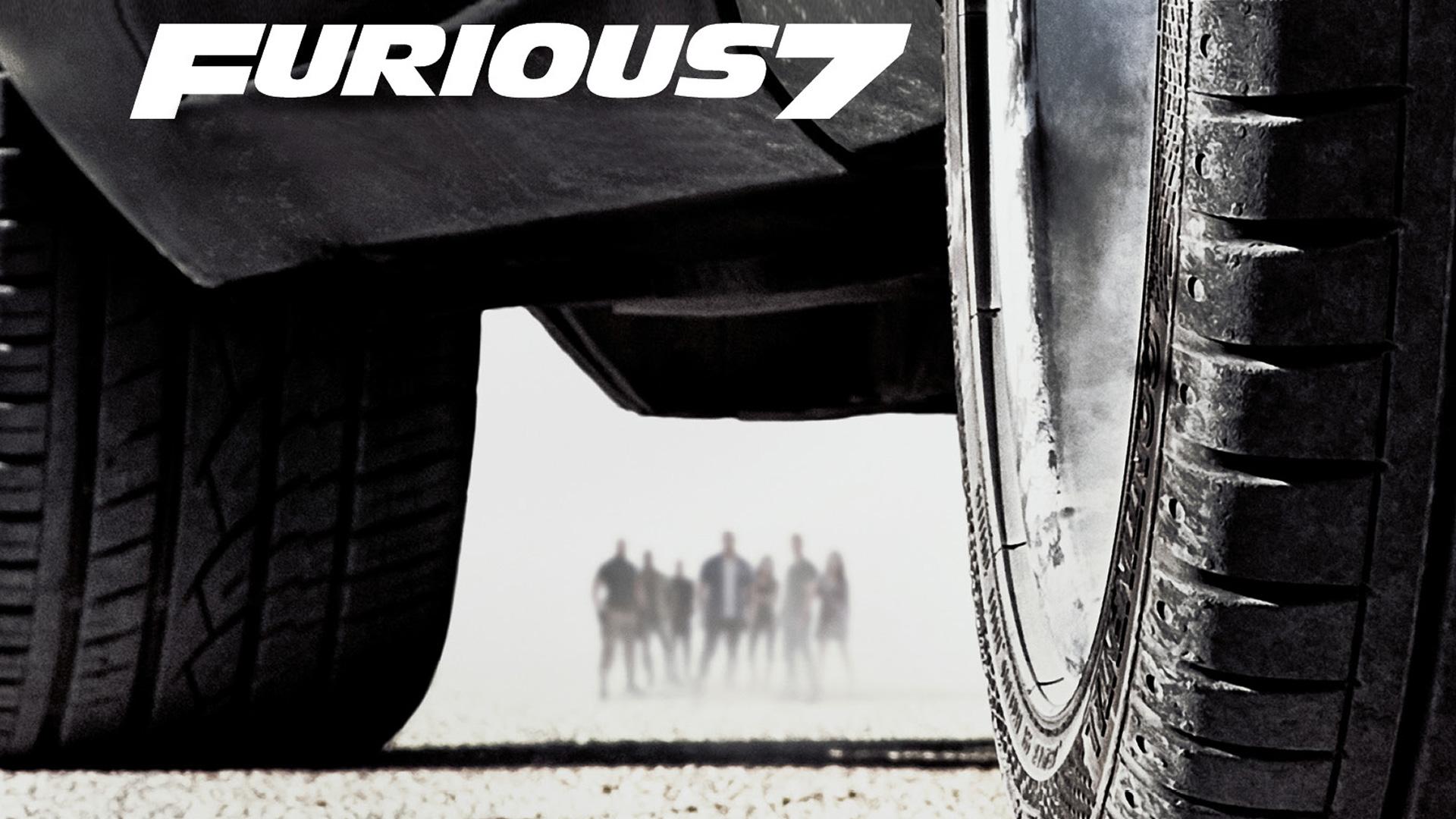 Furious 7 Movie Poster   1920x1080   Full HD 169   Wallpaper 4016 on 1920x1080