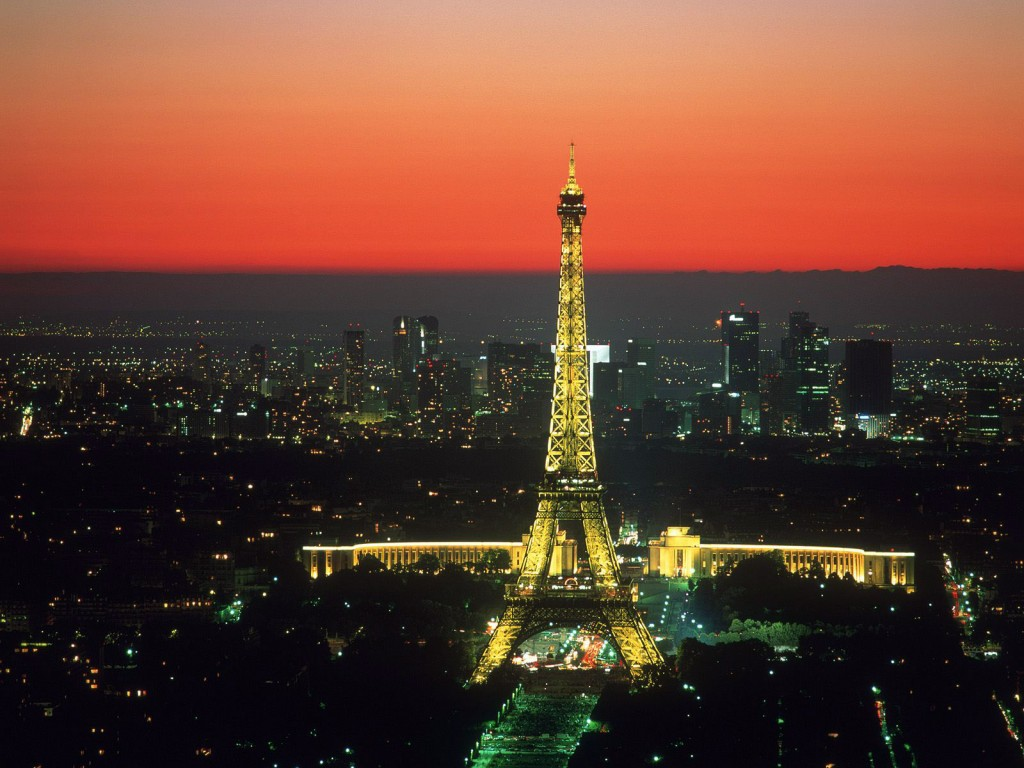 beautiful wallpaper for the wonderful modern cities around the world 1024x768
