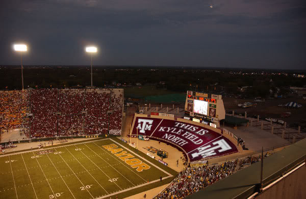 Kyle Field North Graphics Code Kyle Field North Comments Pictures 600x391