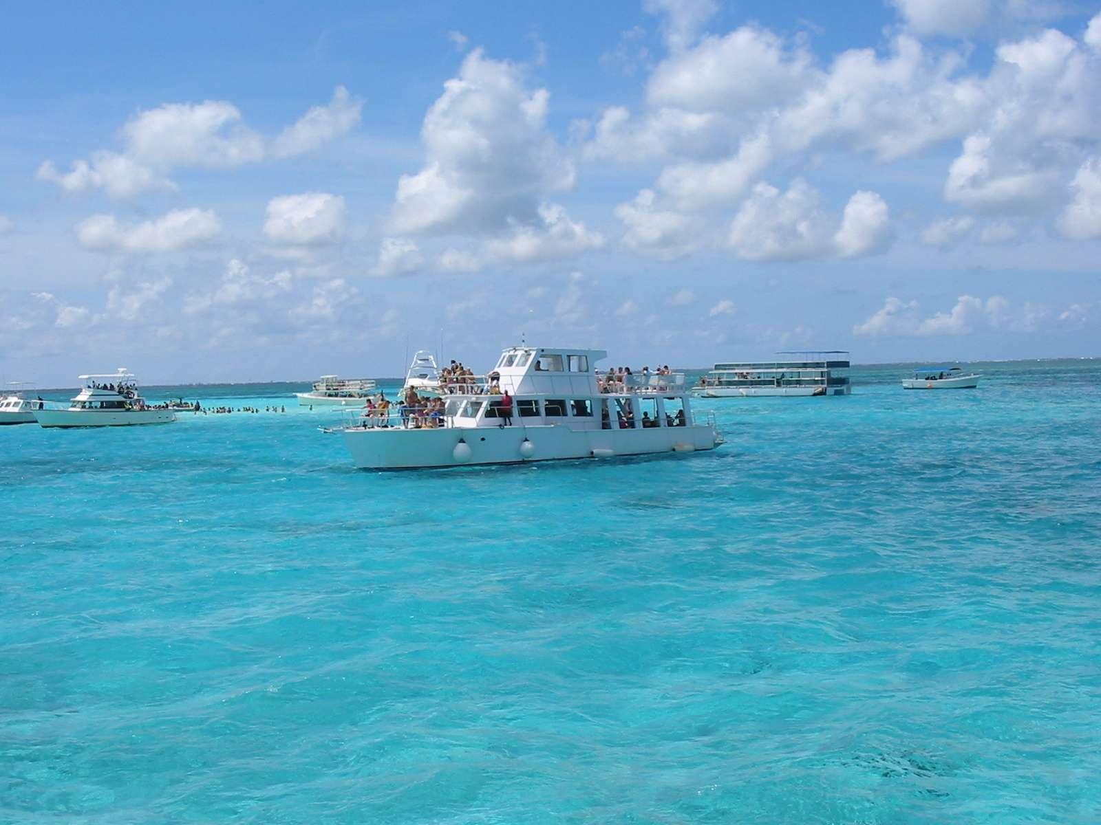 snorkeling cayman islands wallpaper HD 1600x1200