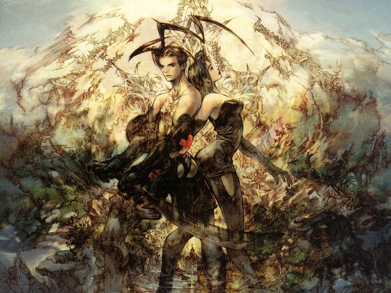 Vagrant Story   Riot and Merlose Customity 1280x960