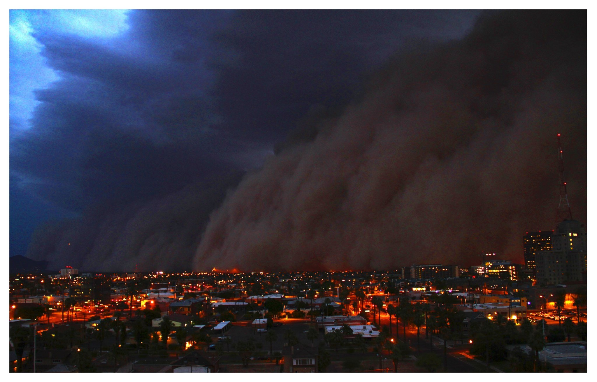 Haboob Photos and Wallpapers Earth Blog 2048x1311