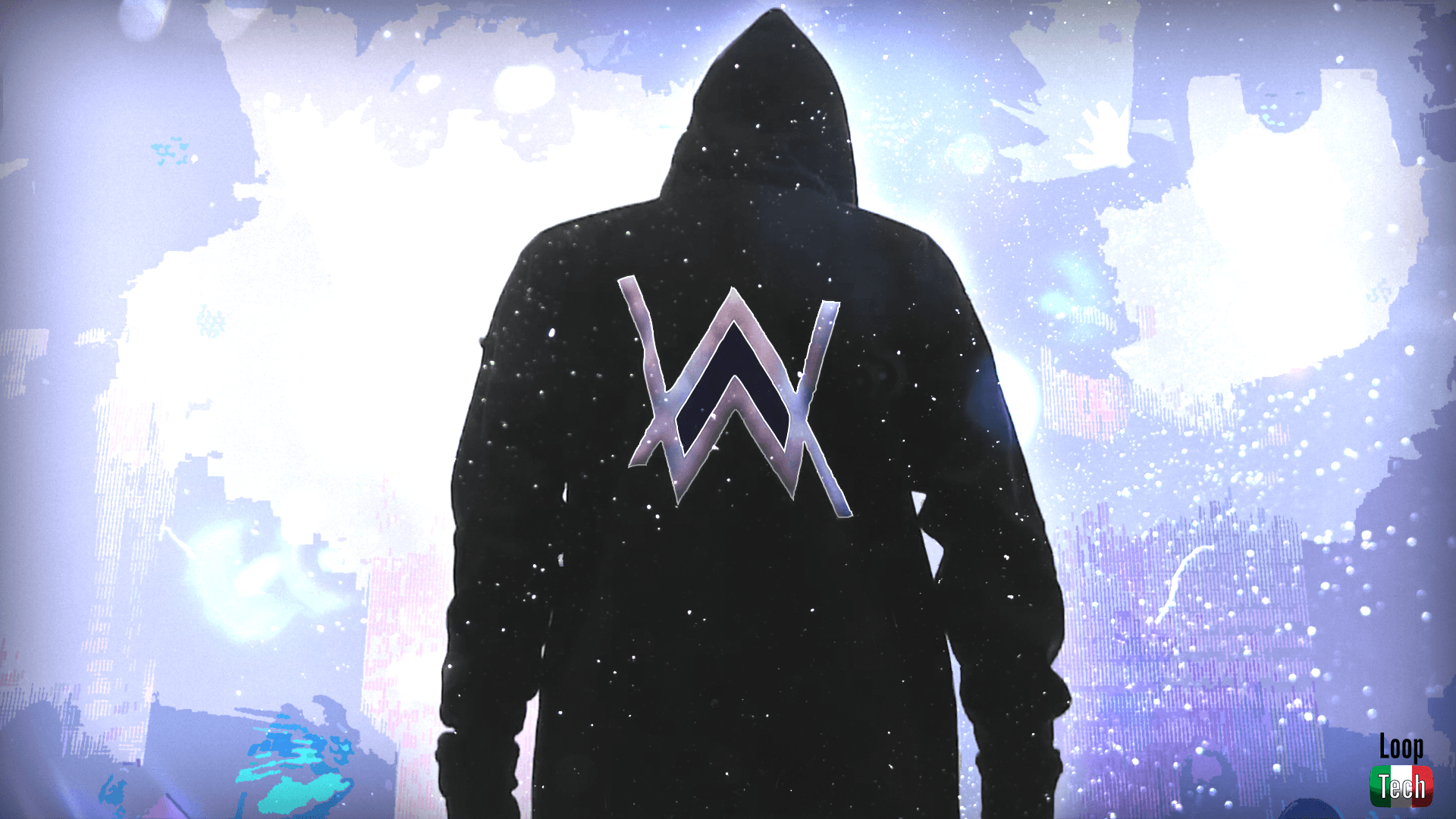 Alan Walker HD Wallpapers Quoting in 2019 Musica electronica 1920x1080