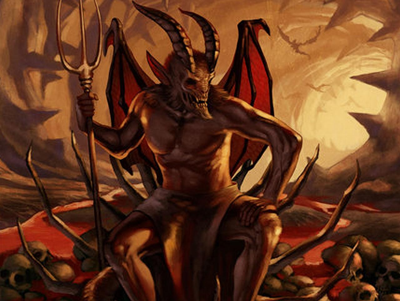 Dark Demon Wallpaper 1280x961 Dark Demon 1280x961