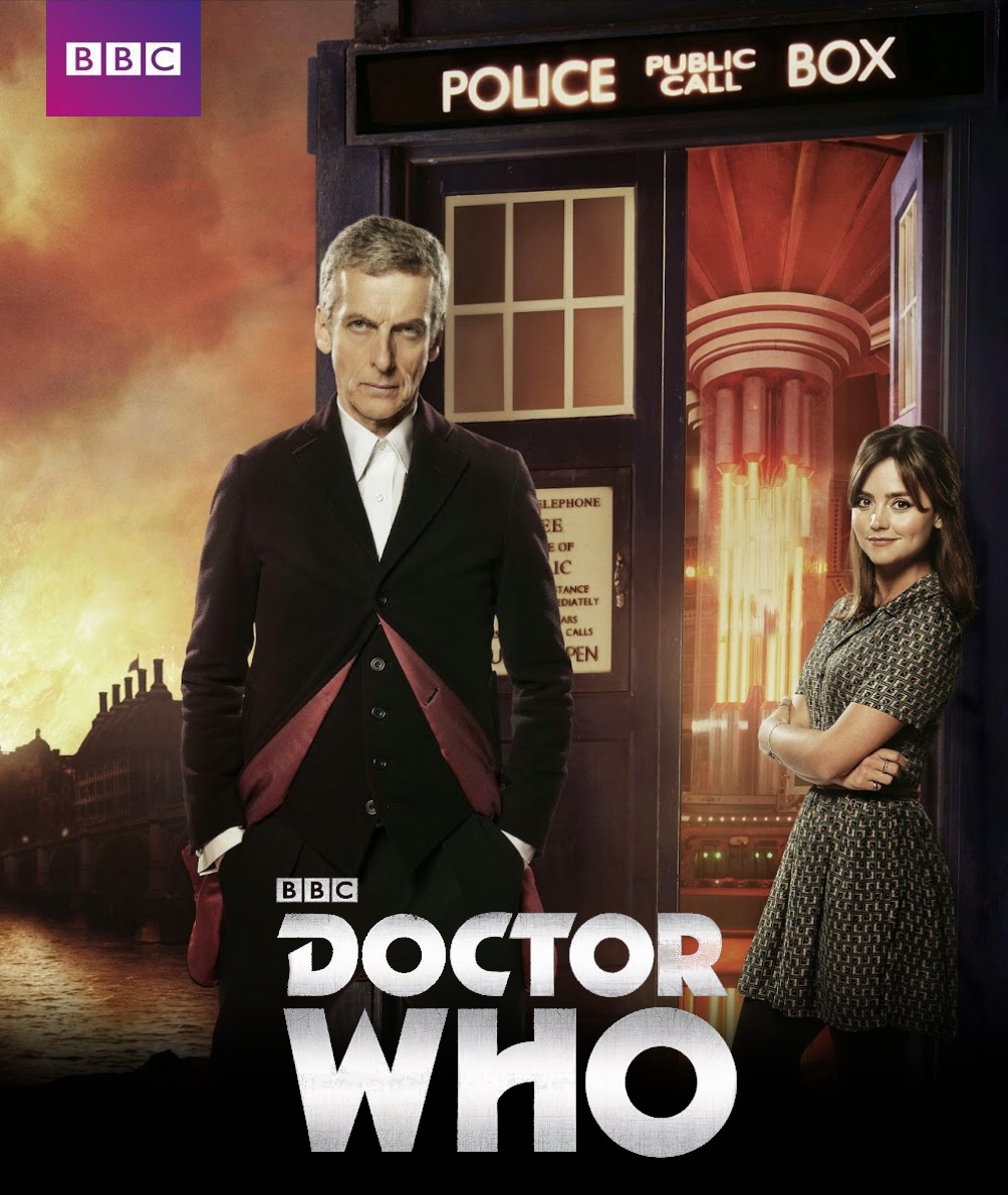 Doctor Who Series 8 Wallpaper by Cookie of Awesome 1004x1190