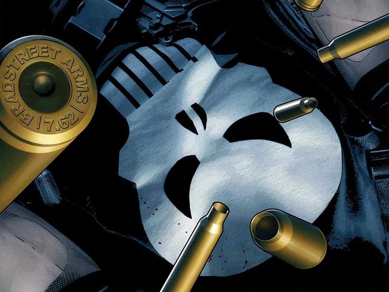 The Punisher Computer Wallpapers, Desktop Backgrounds | 1280x960 | ID ...