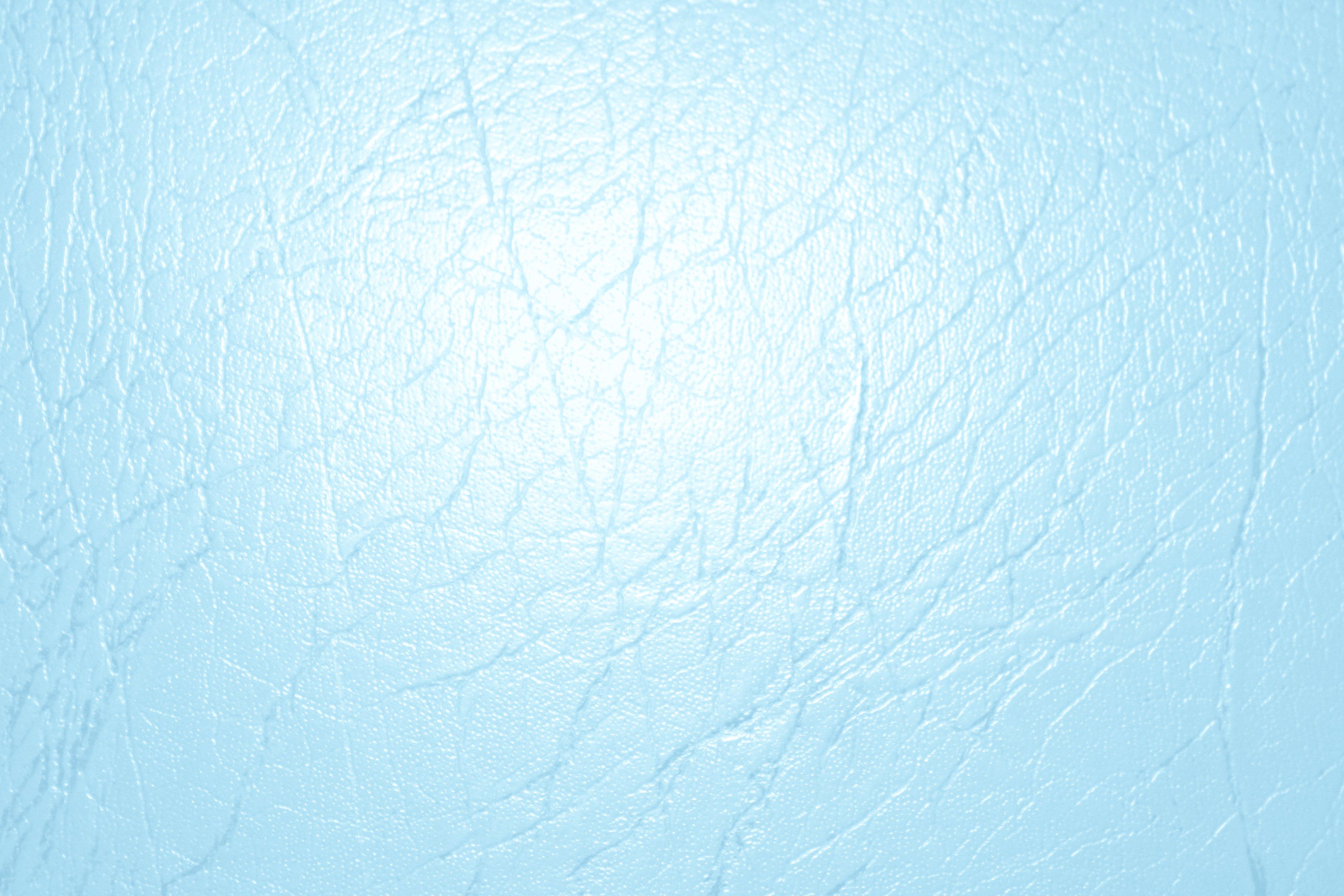 Baby Blue Leather Texture Picture Photograph Photos Public 3888x2592