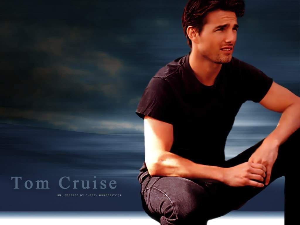 Tom Cruise computer desktop wallpaper 1024x768