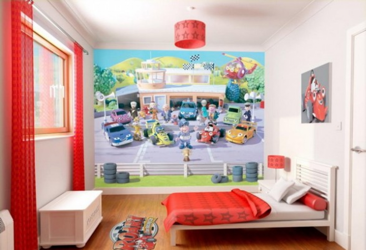 50+] Kids Wallpaper for Bedrooms on WallpaperSafari