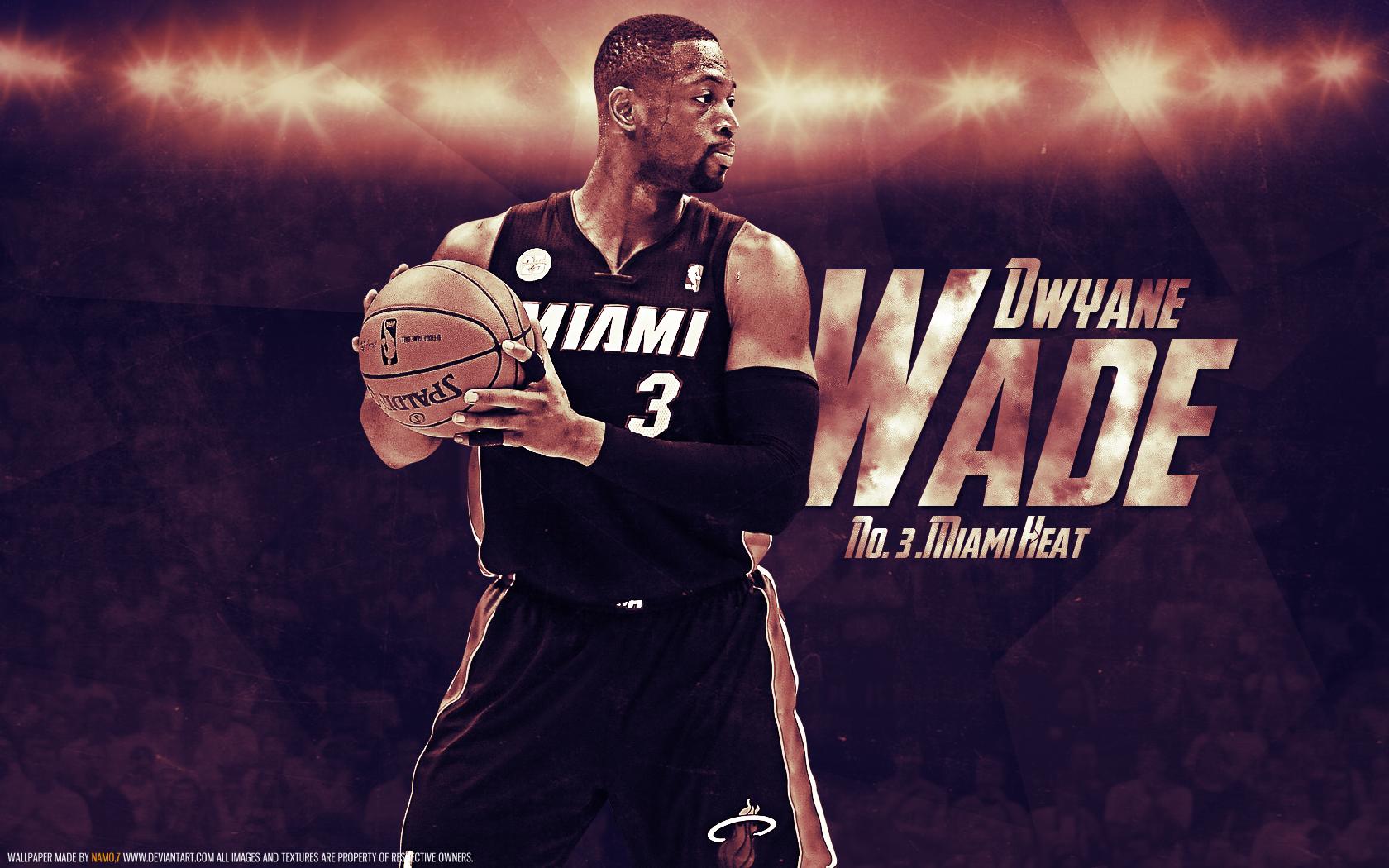 Dwyane Wade 3 by namo7 by 445578gfx 1680x1050