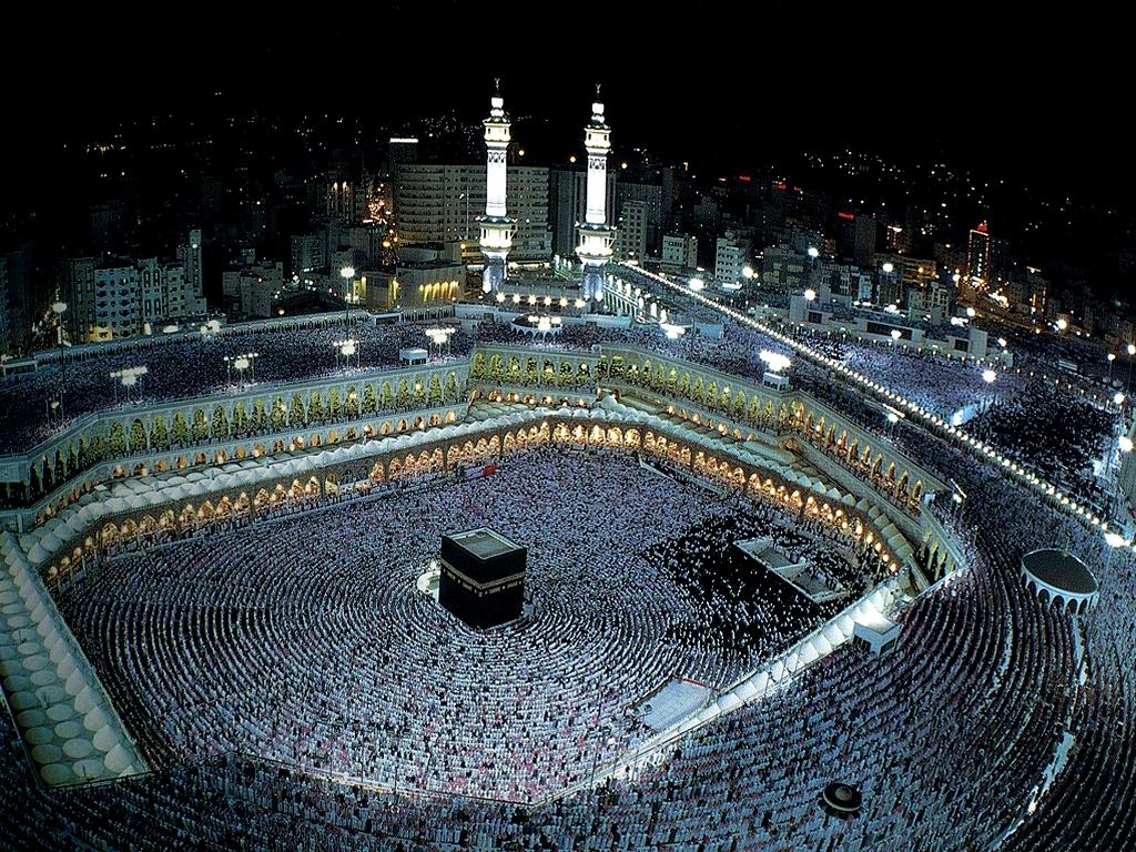 MakkahMecca Wallpapers Most beautiful and Popular Makkah Wallpapers 1024x768
