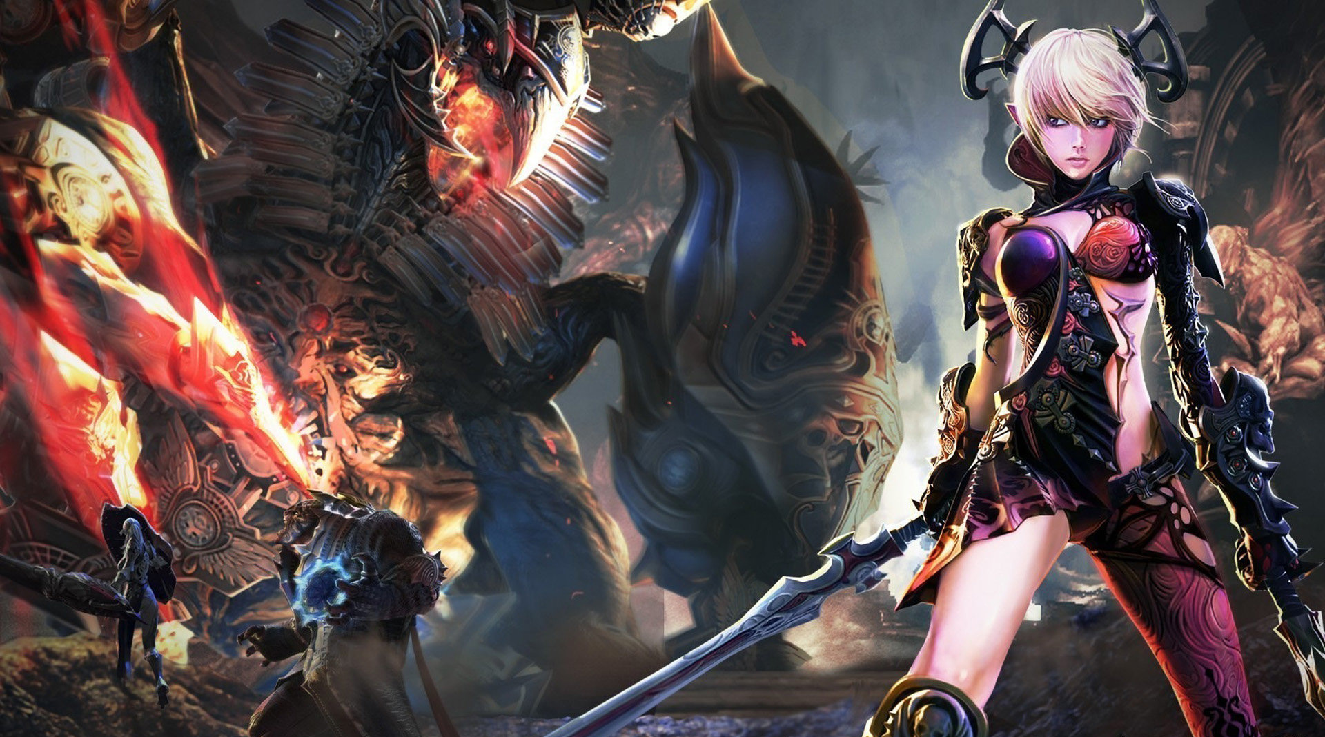 tera rising wallpaper - photo #29