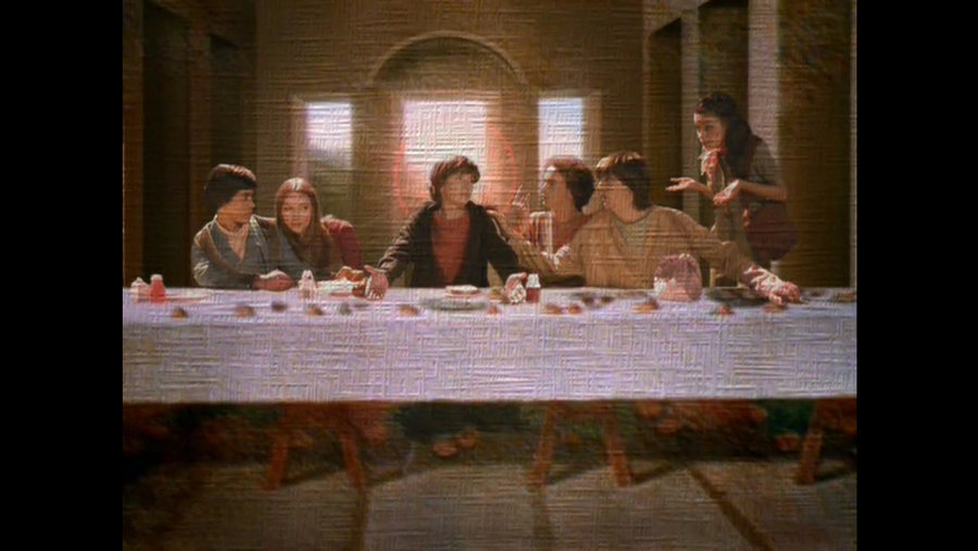 70s show last supper by adigitalsm1ley customization wallpaper people 900x507