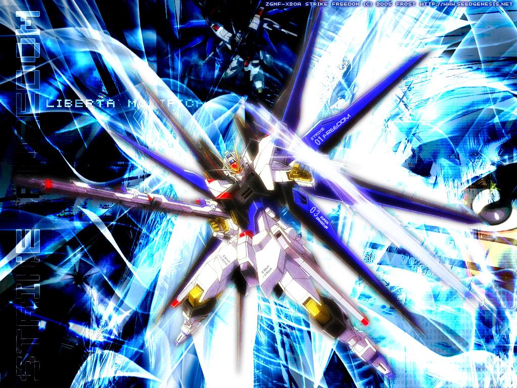 Destiny Gundam Wallpaper - WallpaperSafari