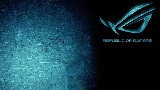 Republic of Gamers Metal Scratch i05 HD Wallpaper 640x360