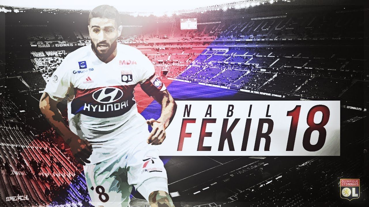 Nabil Fekir Wallpapers   Top Nabil Fekir Backgrounds 1280x720