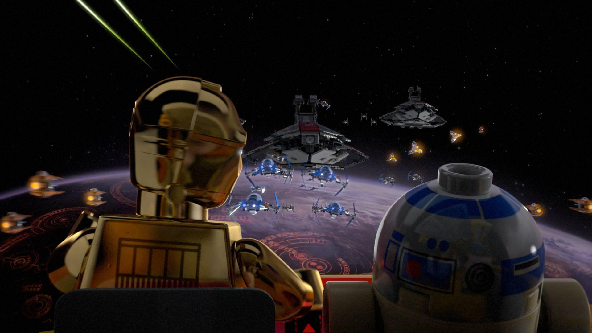 Free Download Lucasfilm Announces Lego Star Wars The Padawan