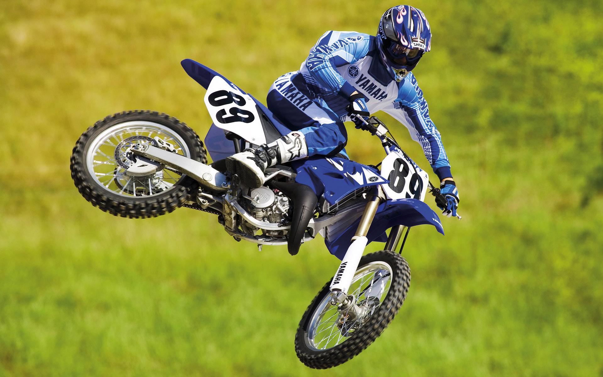 Motocross Yamaha Dirt Bike Wallpaper HD 15 Motorcycle High Resolution 1920x1200