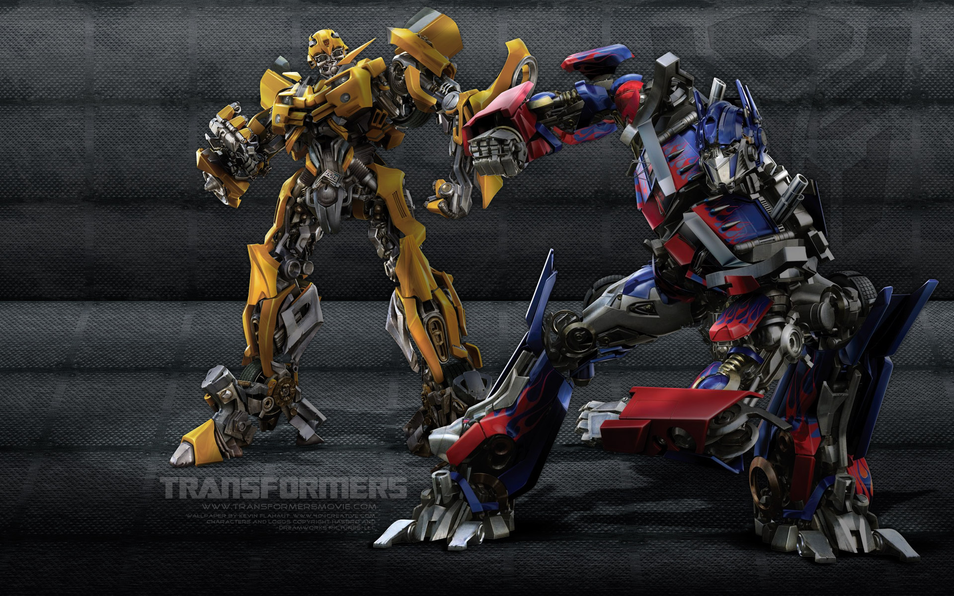 Transformers Ultimate Collection Screensavers Wallpapers Videos 1920x1200
