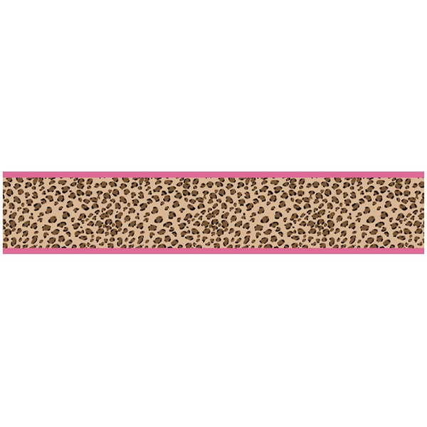 Cheetah Pink Wallpaper Border Dae Dae Pinterest 600x600