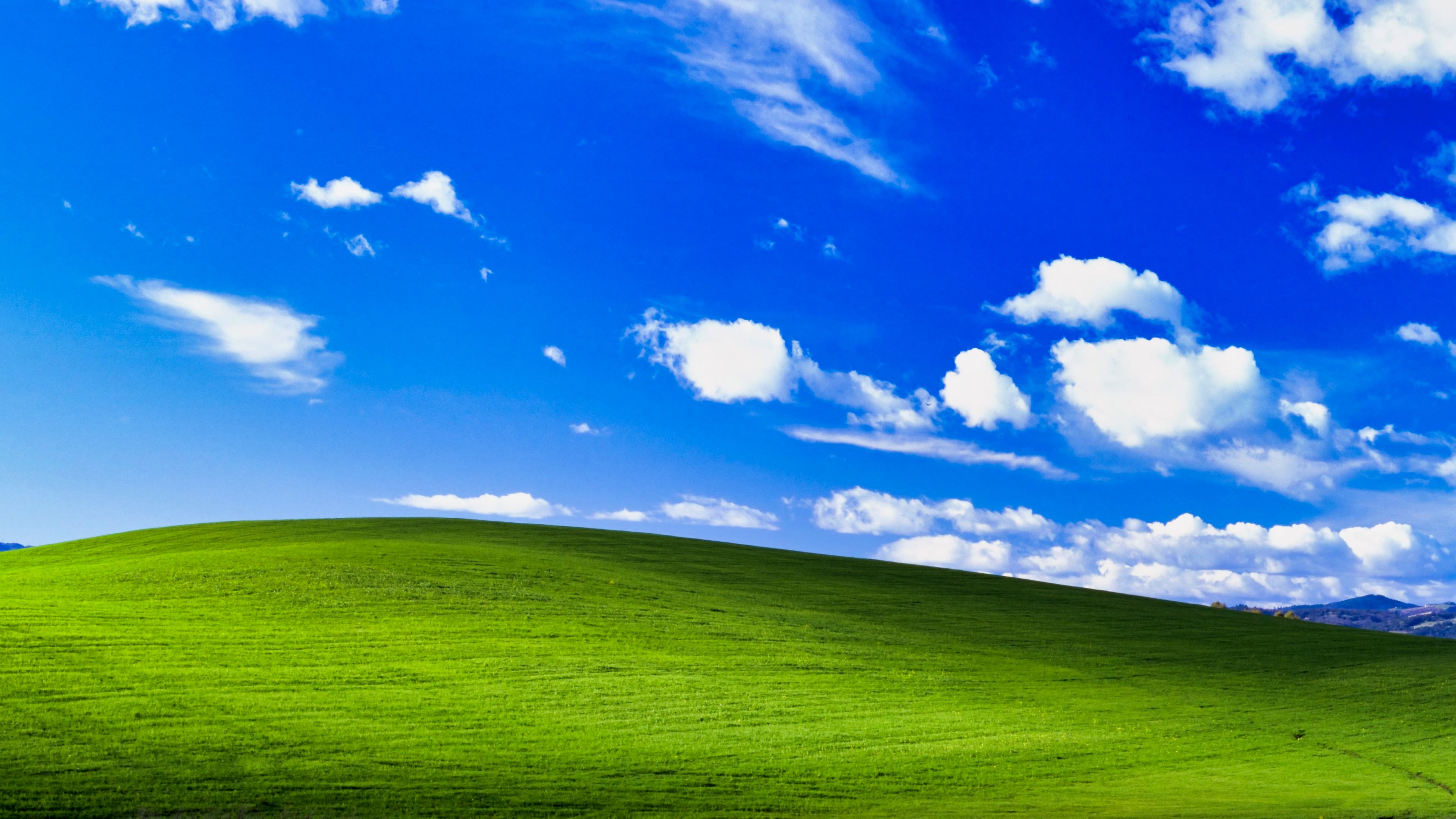 Original Windows XP Wallpaper in 4K   3840x2160   Buzz Uploads 3840x2160