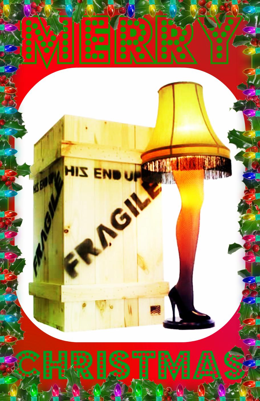 Leg Lamp Wallpaper - WallpaperSafari