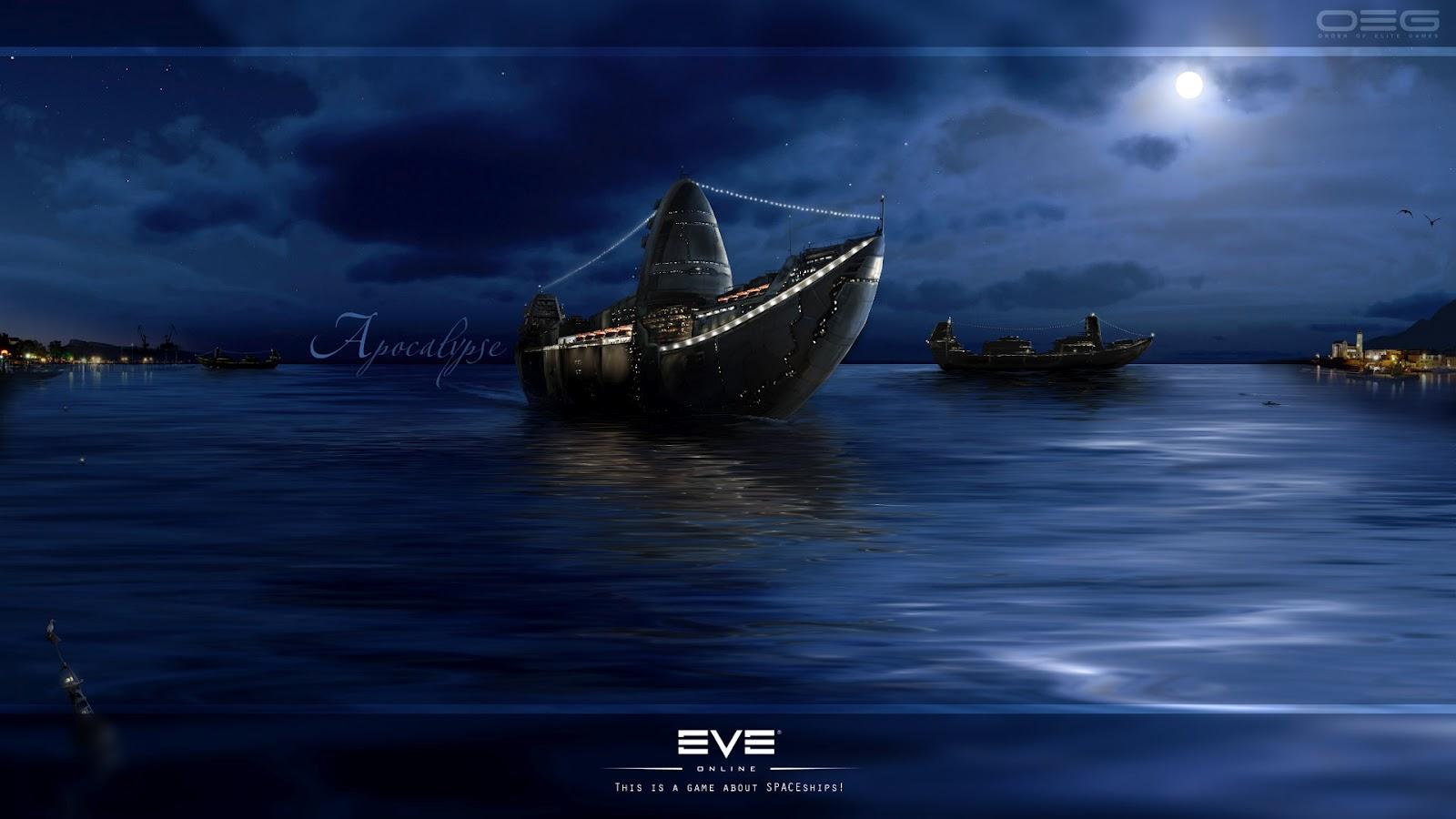 EVEOnlineWallpaper EVE Online Wallpaper in Ful HD 1080p 1600x900