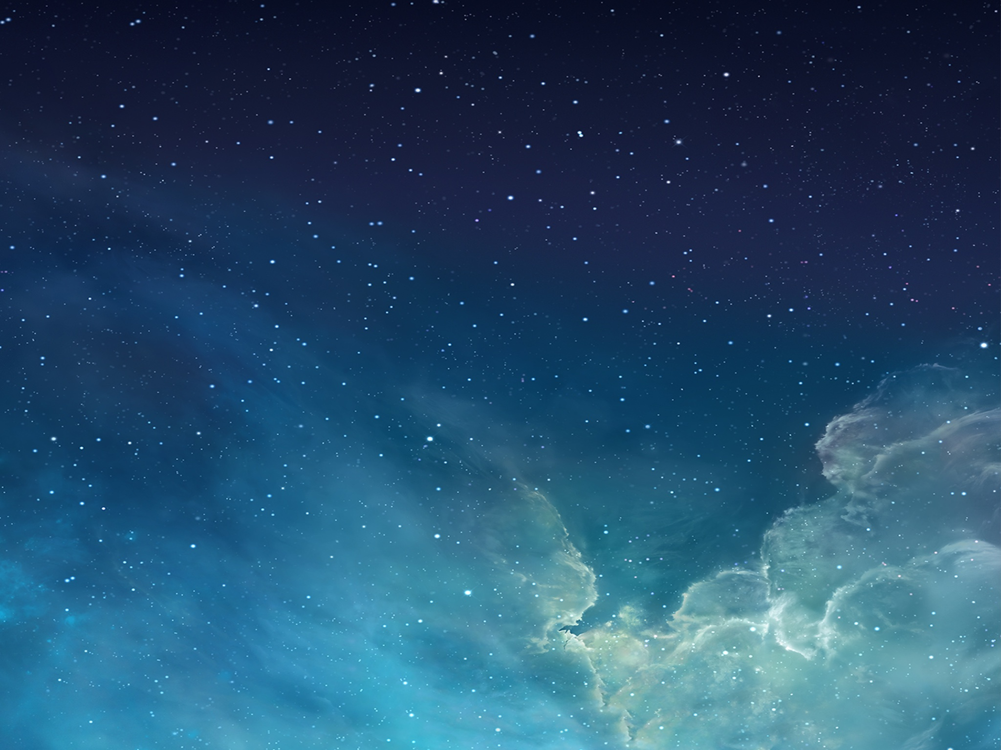 iOS 7 Galaxy Wallpapers HD Wallpapers 2048x1536