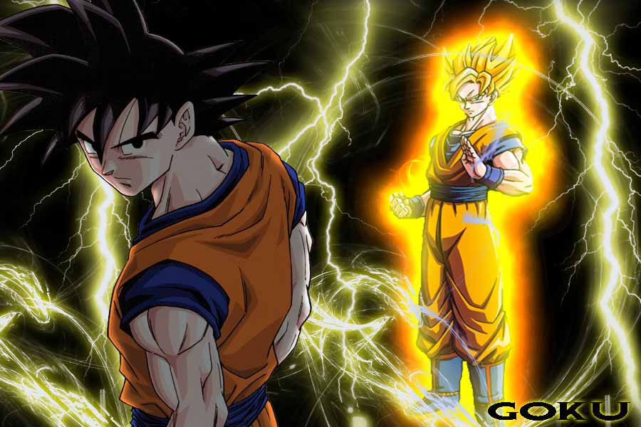 Goku Wallpapers   Wallpapers 900x600