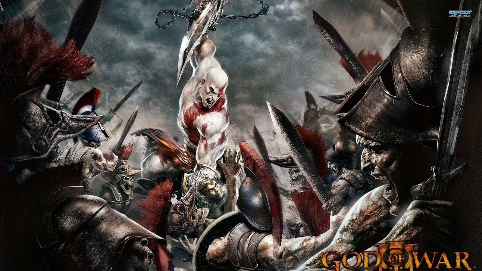 Full HD God Of War Wallpapers Full HD Wallpapers 1600x900