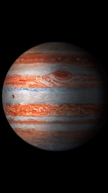 know someone has the Jupiter wallpaper   iPhone iPad iPod Forums 360x640