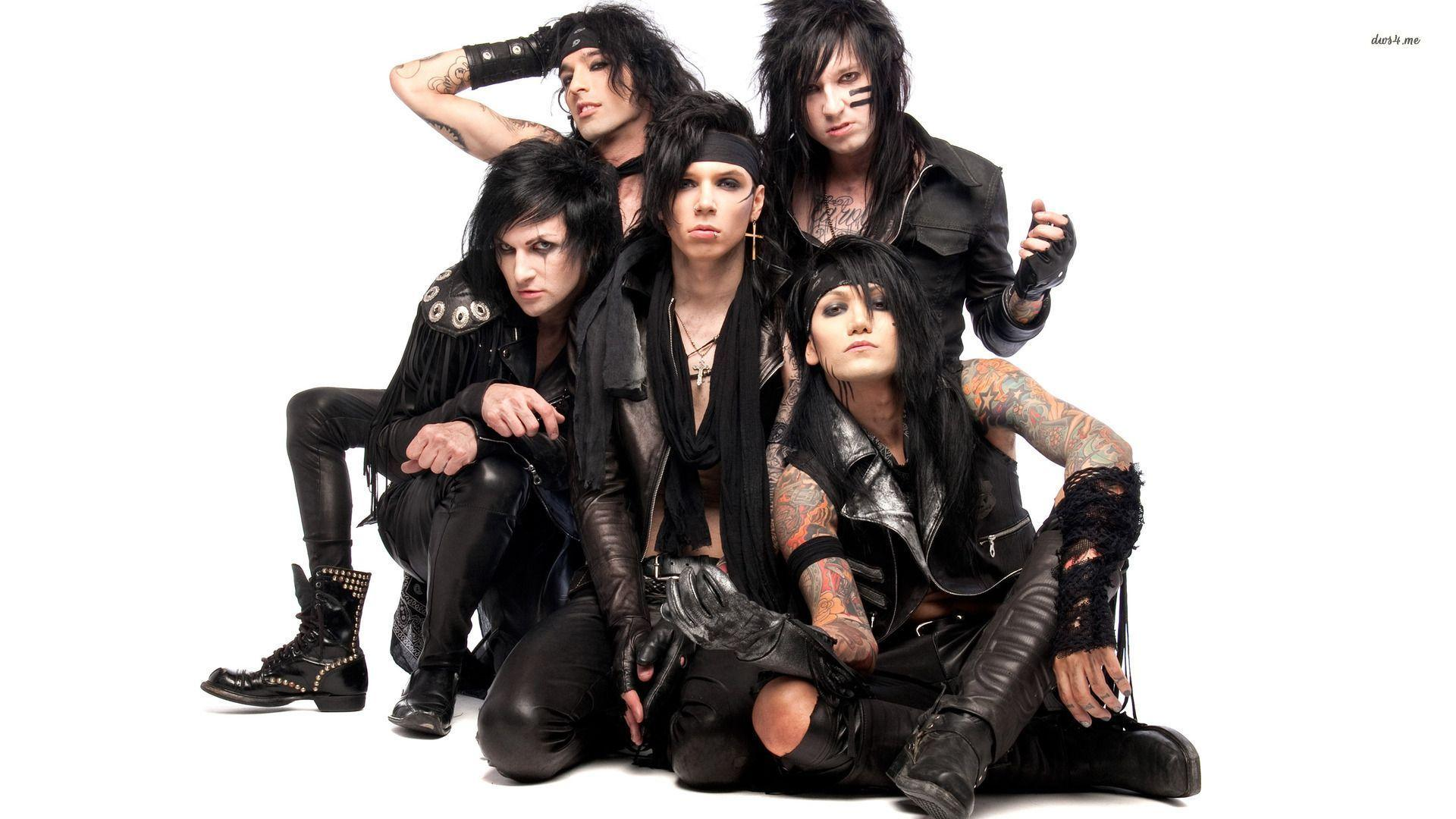 Black Veil Brides 2015 Wallpapers 1920x1080
