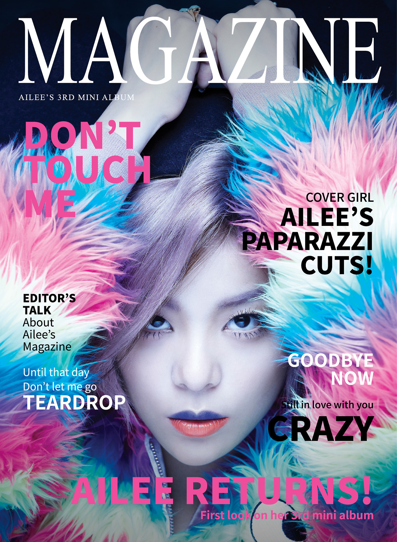 Ailee Korean Singer images Ailee   Magazine HD wallpaper and 1280x1749
