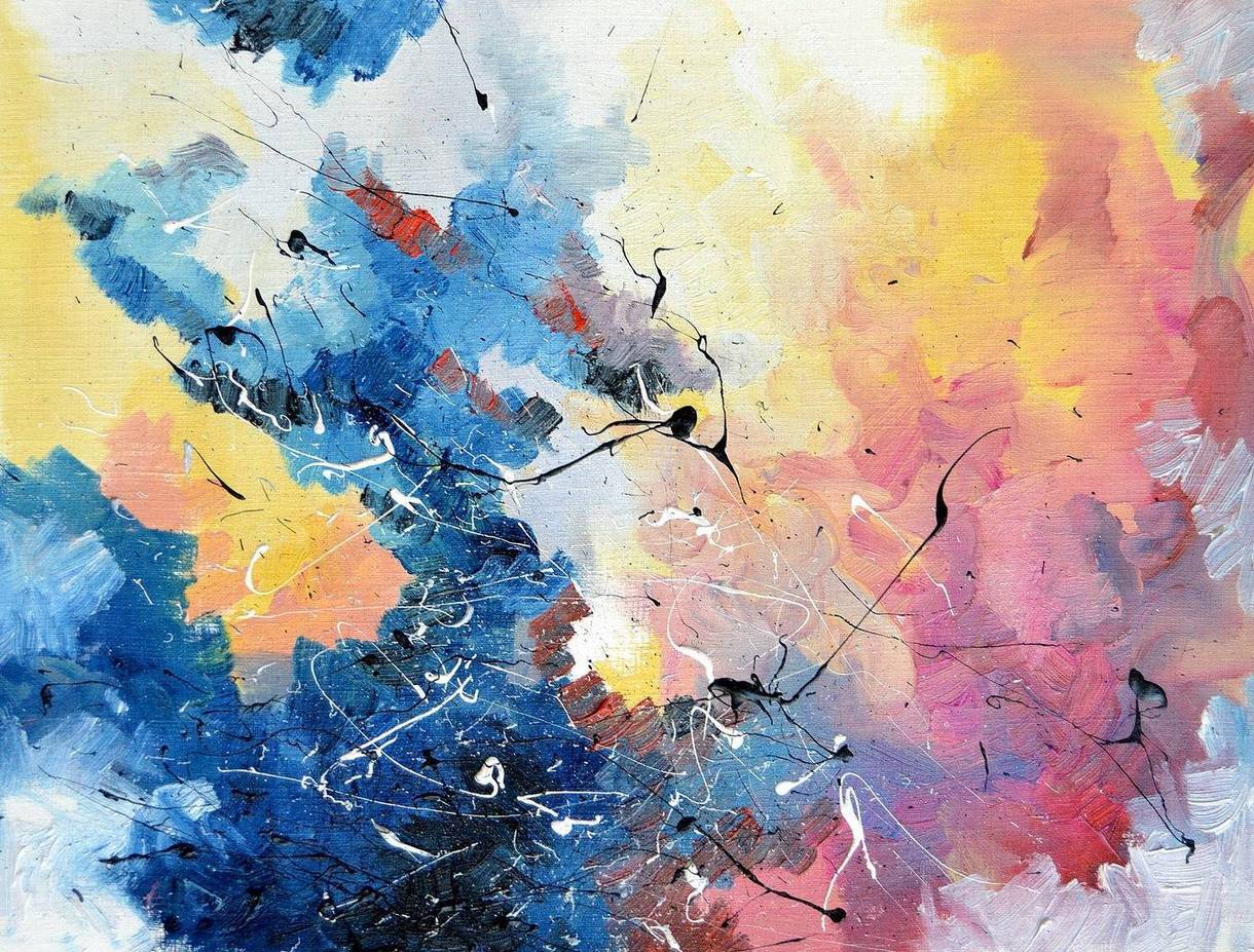 Melissa McCracken an artist with synesthesia sees colours in 1220x927