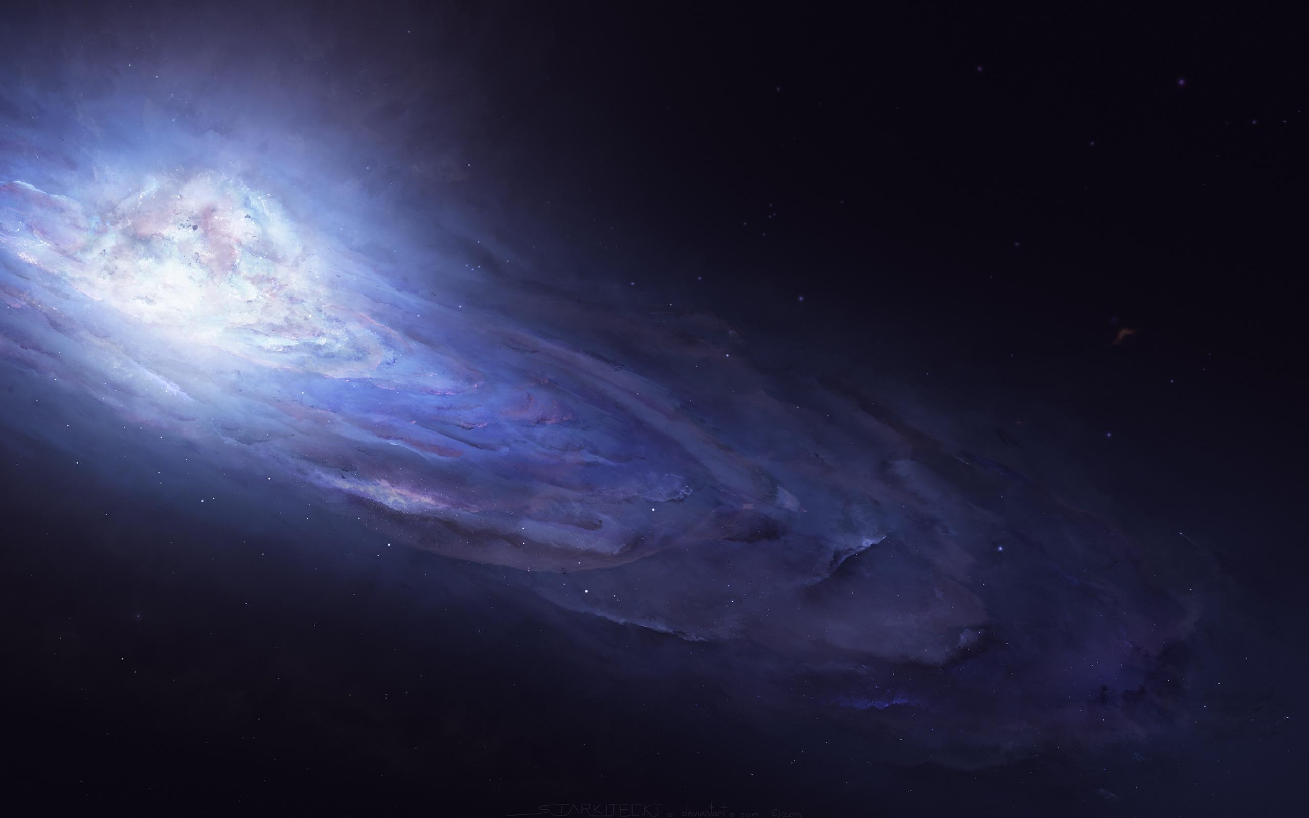 Andromeda Galaxy Wallpapers HD Wallpapers 2560x1600