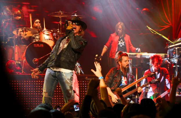 Guns N Roses House Of Blues   Chicago   Setlist Fotos e Vdeos 624x406