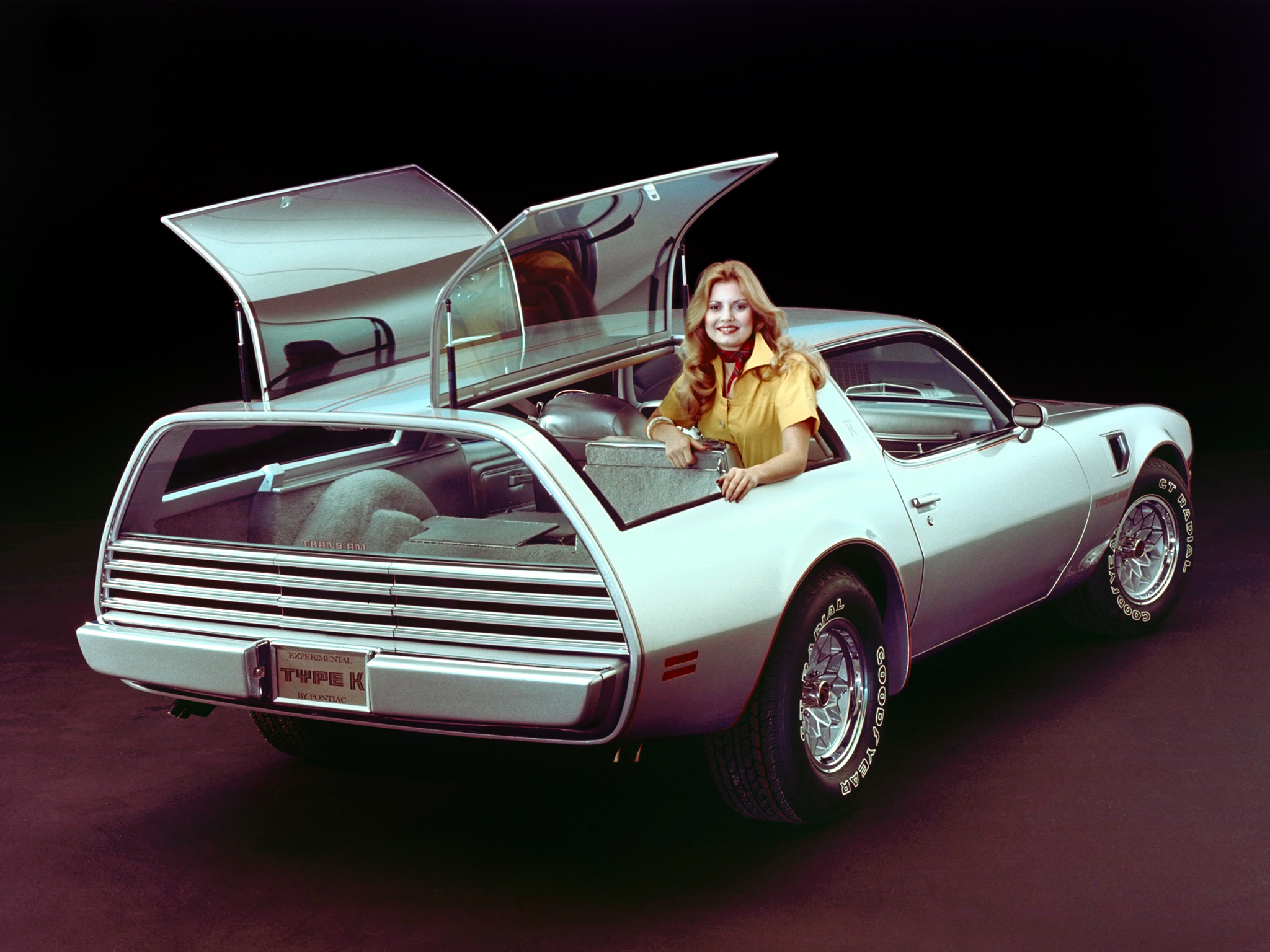 Trans Am Type K Concept stationwagon muscle classic trans wallpaper 2048x1536