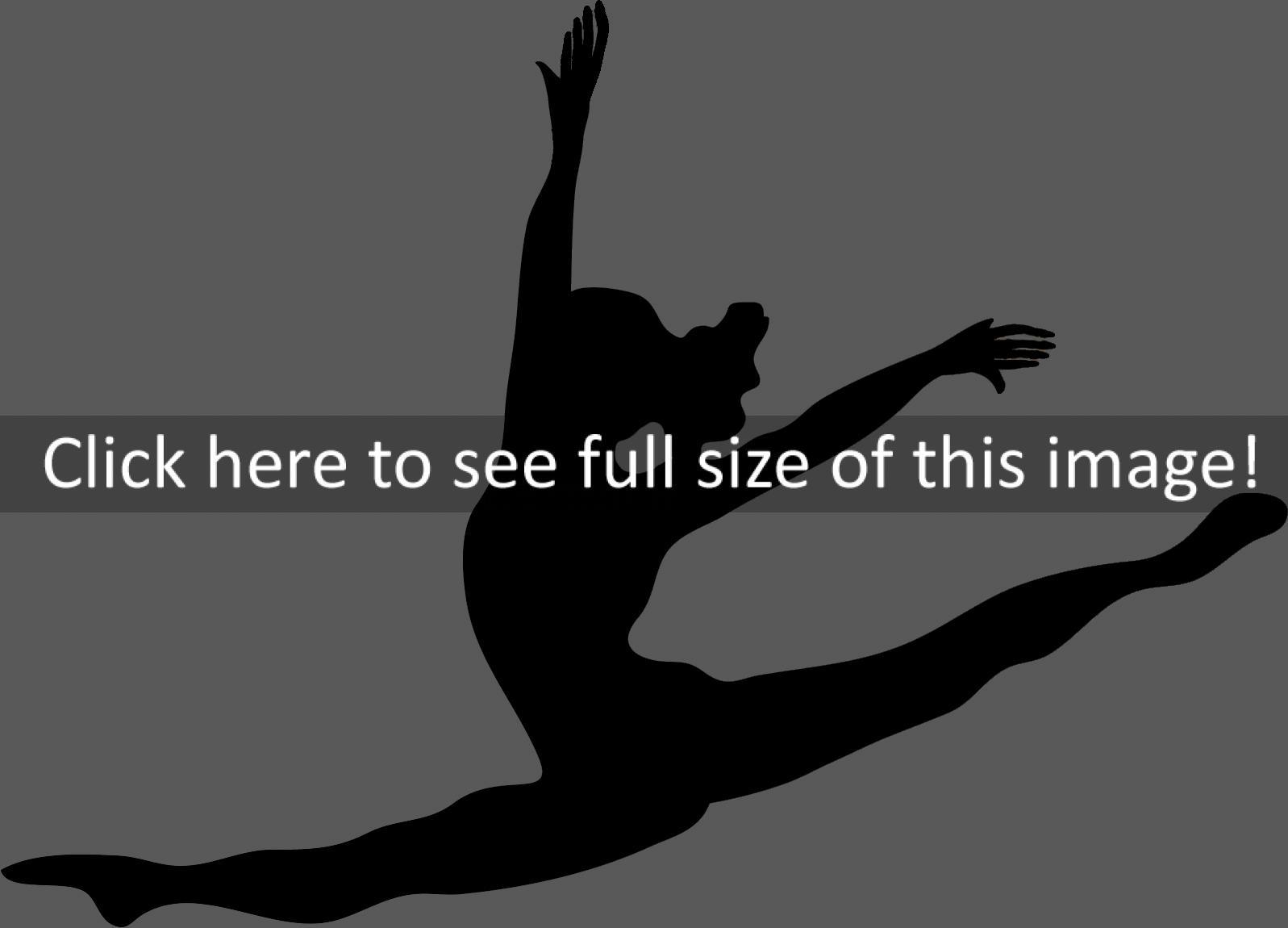 Jazz Dancer Silhouette Png   1597x1150 Wallpaper   teahubio 1597x1150