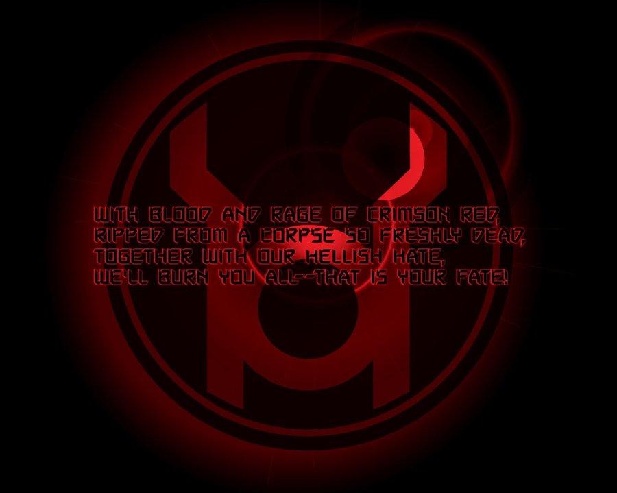 Red Lantern Logo Wallpaper Blue lantern night wing by 900x719