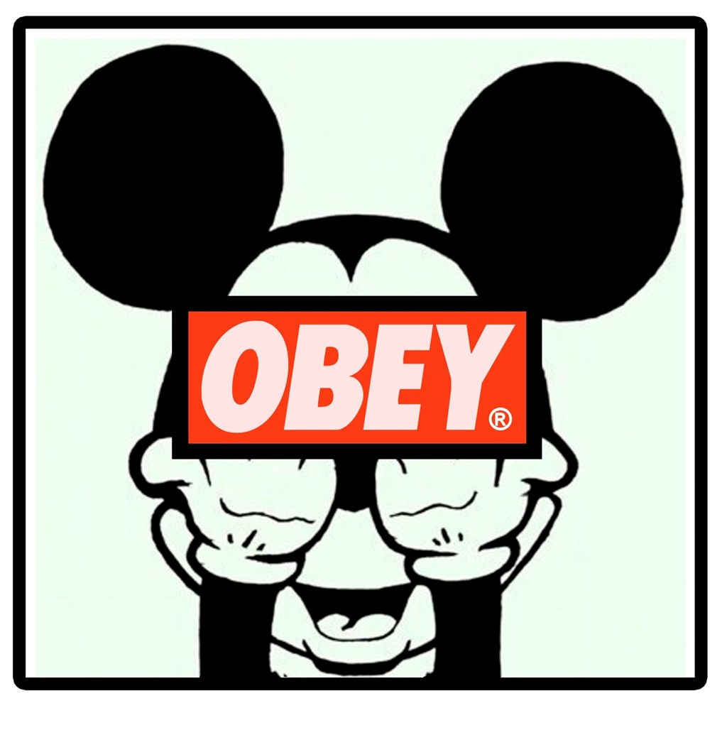 7750 mickey mouse supreme iphone wallpapers 1024x1028