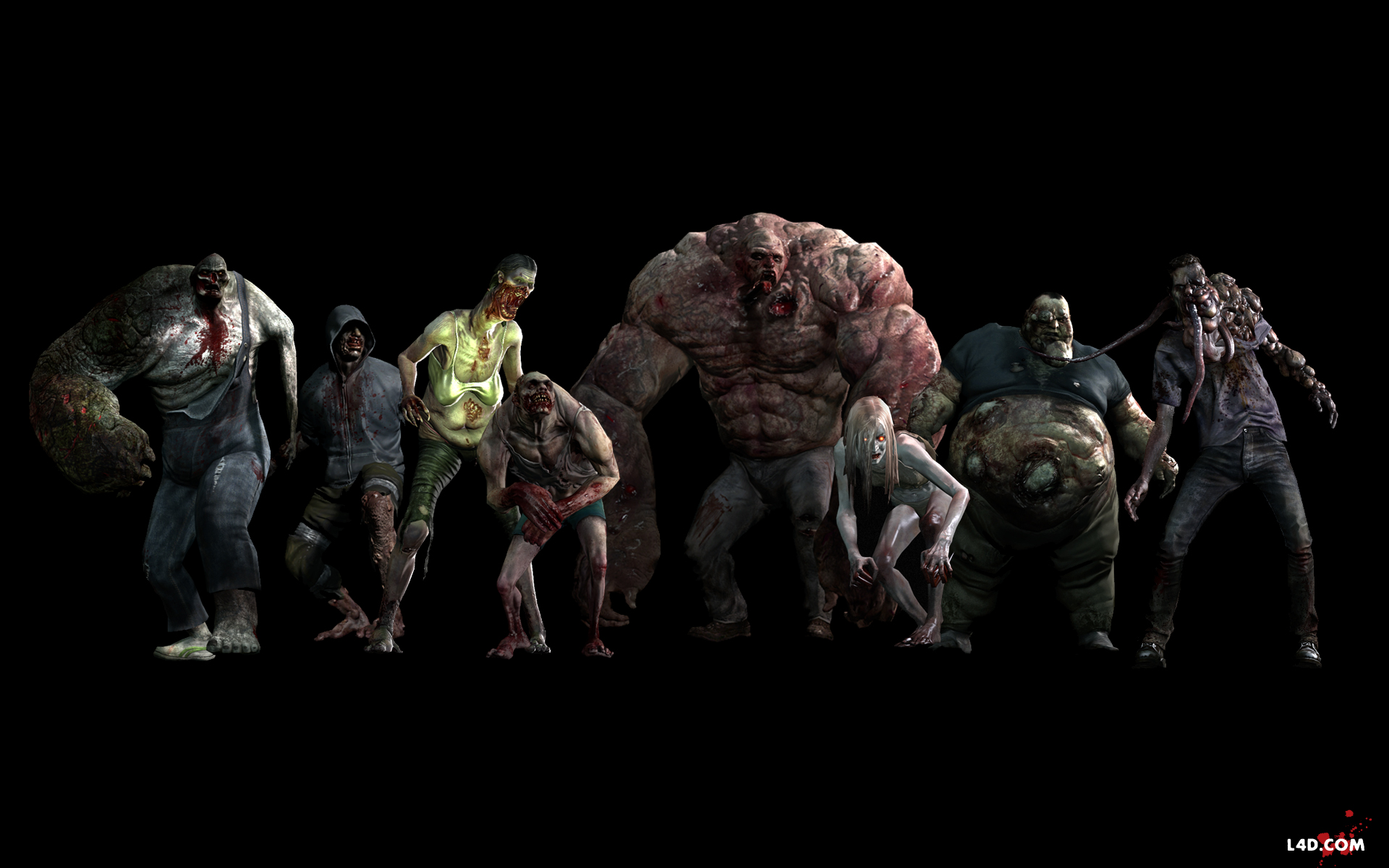 49+] Left 4 Dead Hunter Wallpaper on WallpaperSafari