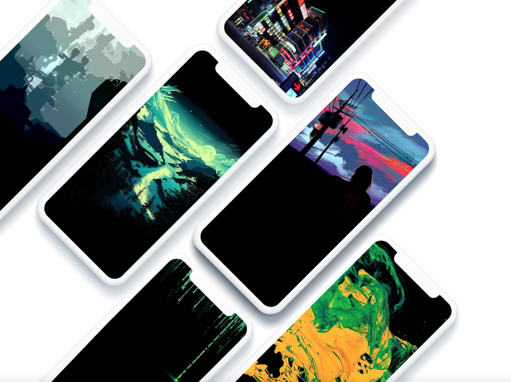 Top 5 Wallpaper Apps For iPhone 11 Pro   TheAppleGoogle 1650x1234