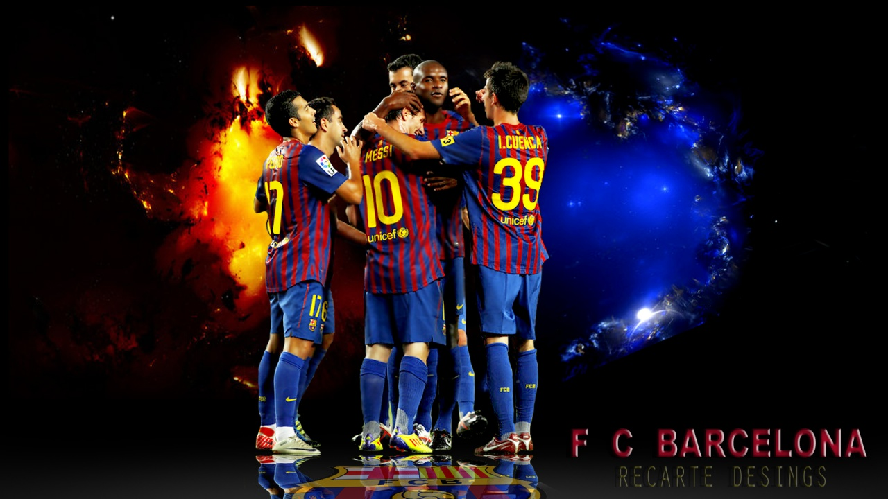 Barcelona Fc Wallpapers 2017   2018 Best Cars Reviews 1280x720