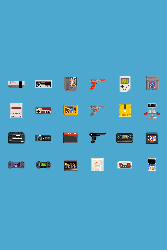 retro game console wallpaper - photo #10
