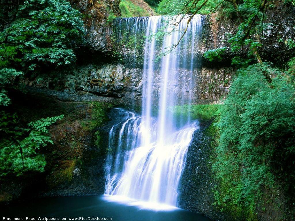 Waterfalls Wallpapers Most Beautiful Waterfall Wallpapers Waterfalls 1024x768