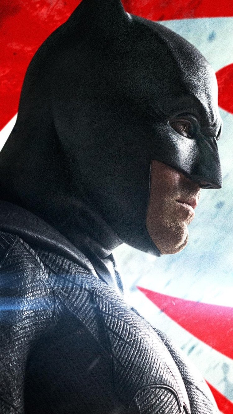 Free Download Moviebatman V Superman Dawn Of Justice 750x1334